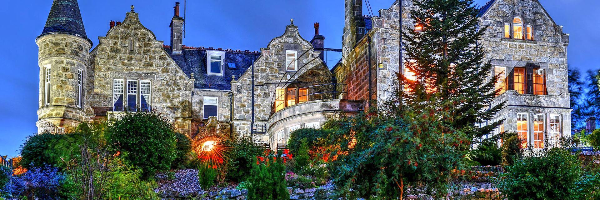 Dowans House, Speyside