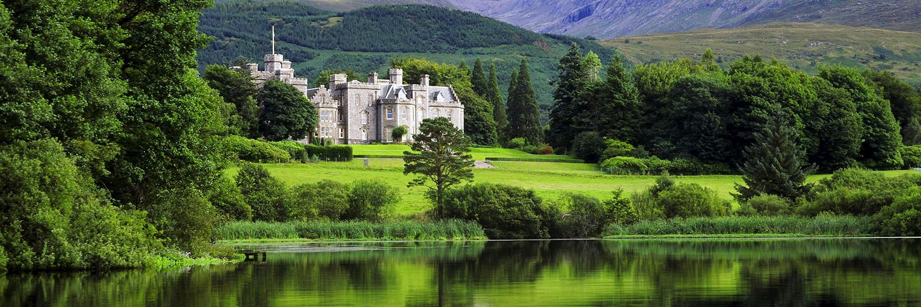 Accommodations in Scotland