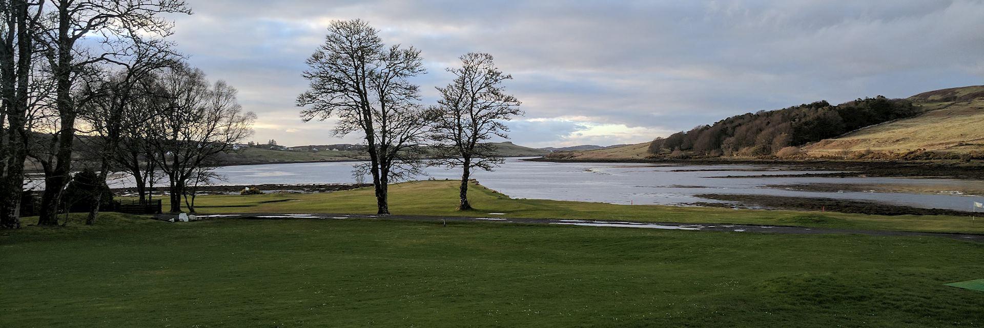 Skeabost Hotel, Isle of Skye