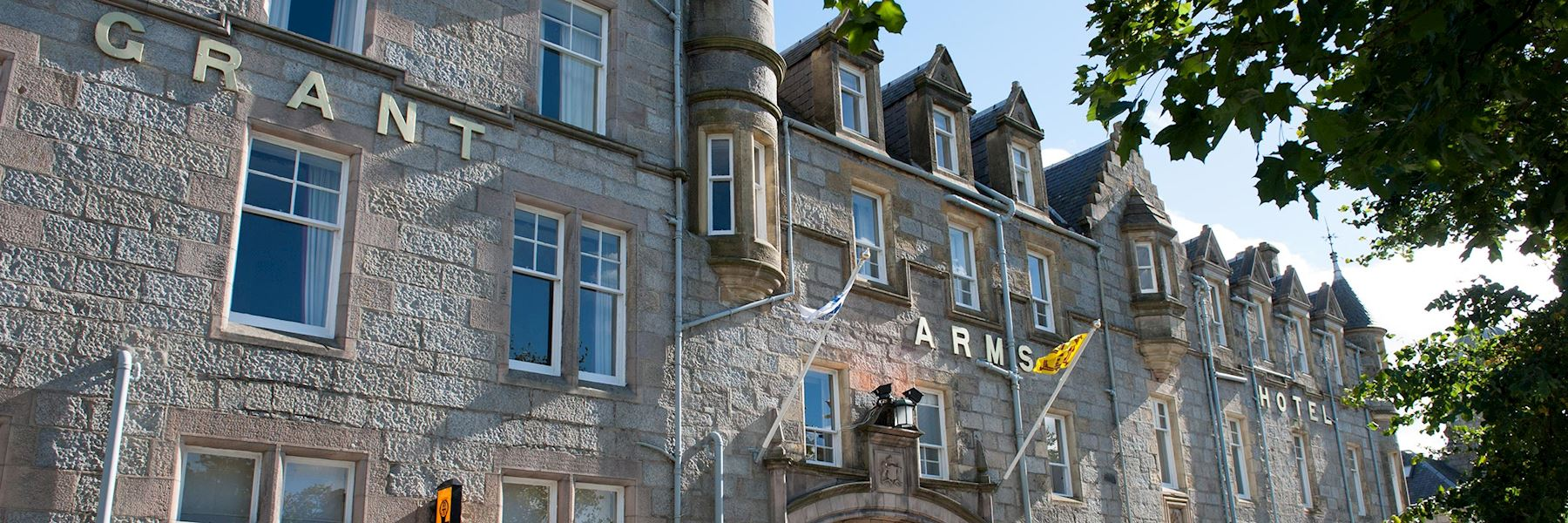 The Grant Arms Hotel   Hotels in The Cairngorms   Audley Travel