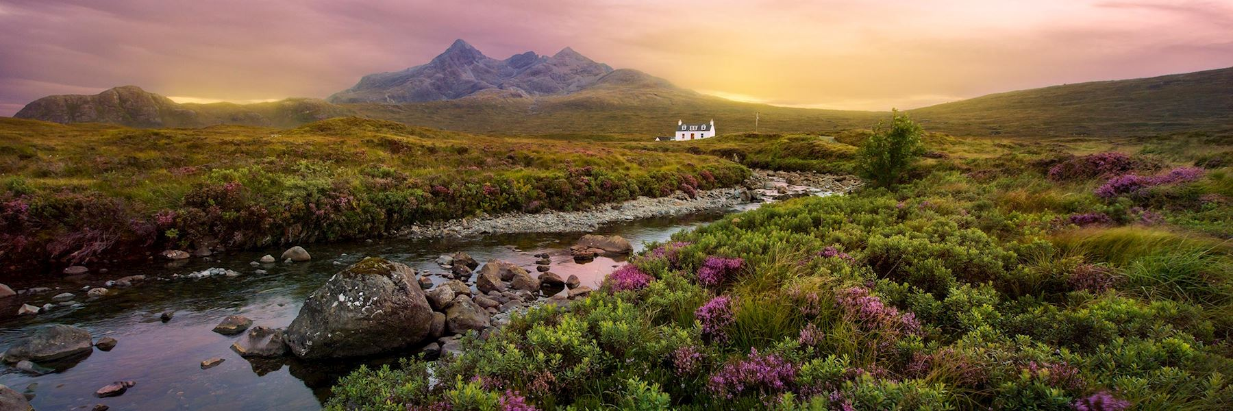 Best Time To Visit Scotland Climate Guide Audley Travel