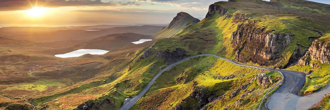 The Quiraing, Isle of Skye