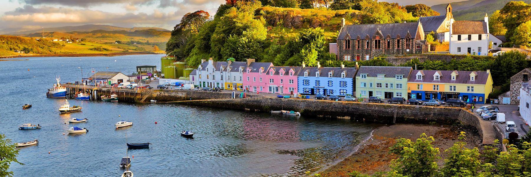 Scotland vacations