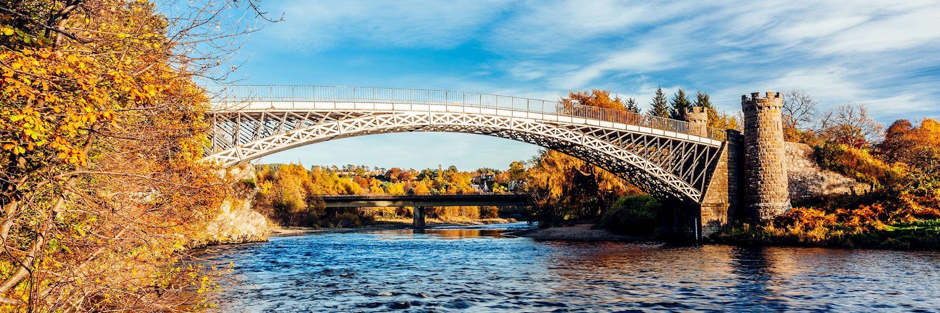 River Spey, Speyside