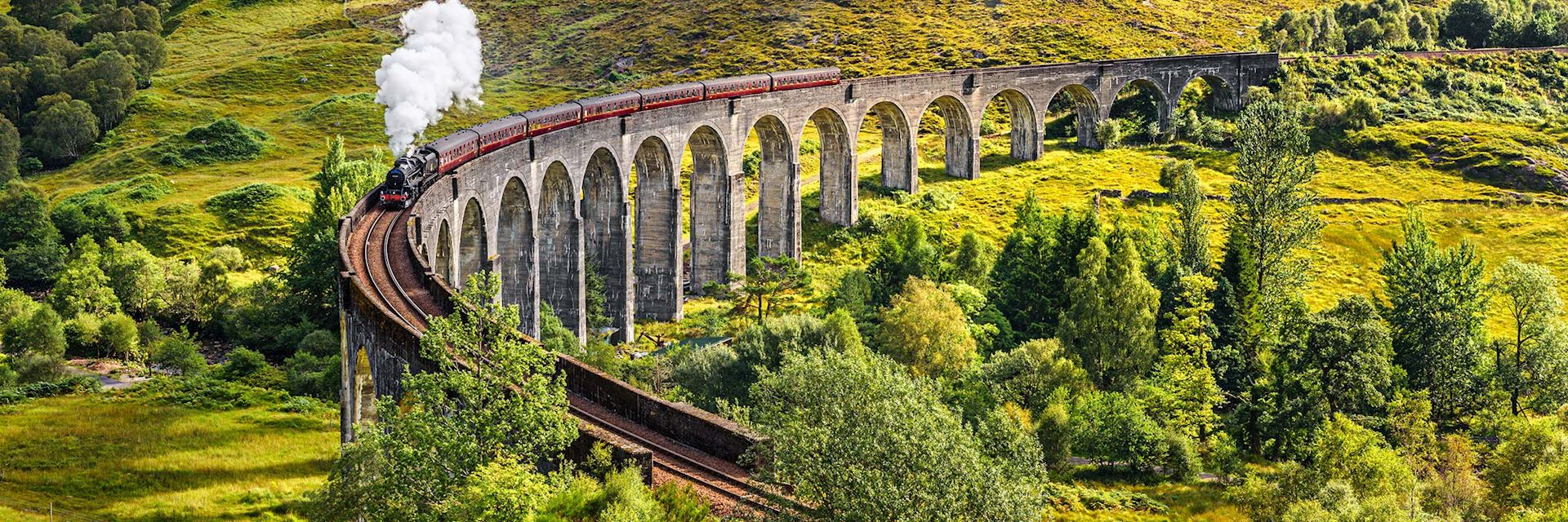 Glenfinnan Viaduct, Fort William