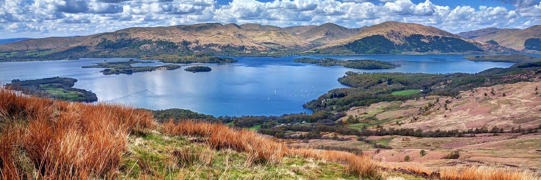 Tailor Made Vacations To Loch Lomond Audley Travel