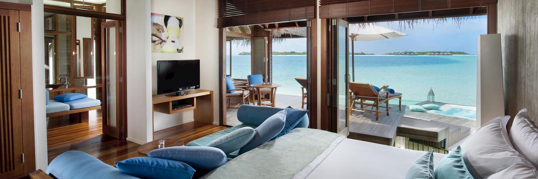Conrad Rangali Resort
