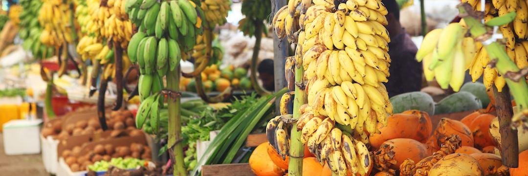 Maldives market