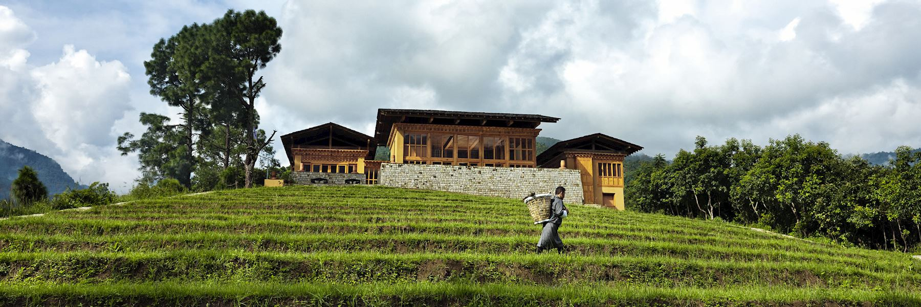 Accommodations in Bhutan