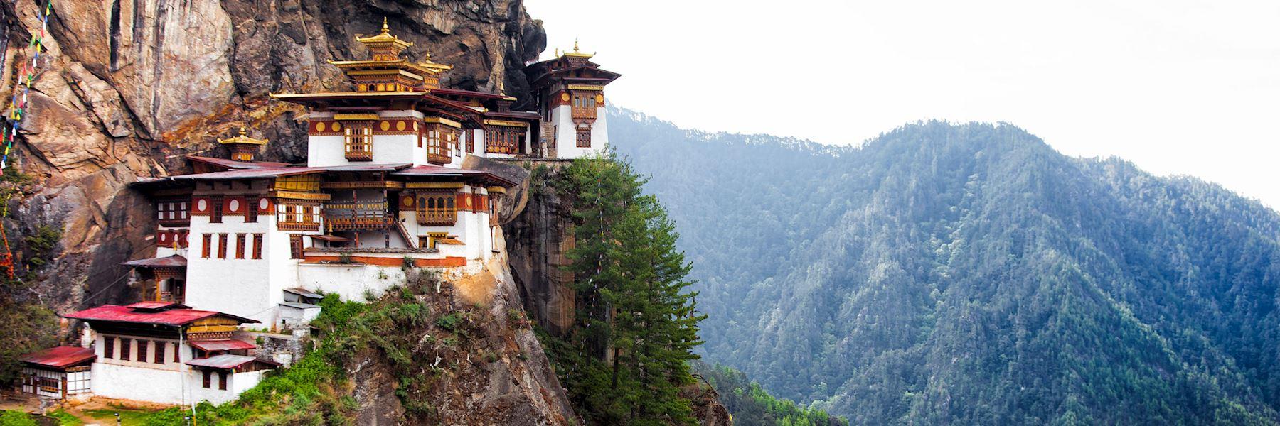 Bhutan vacations