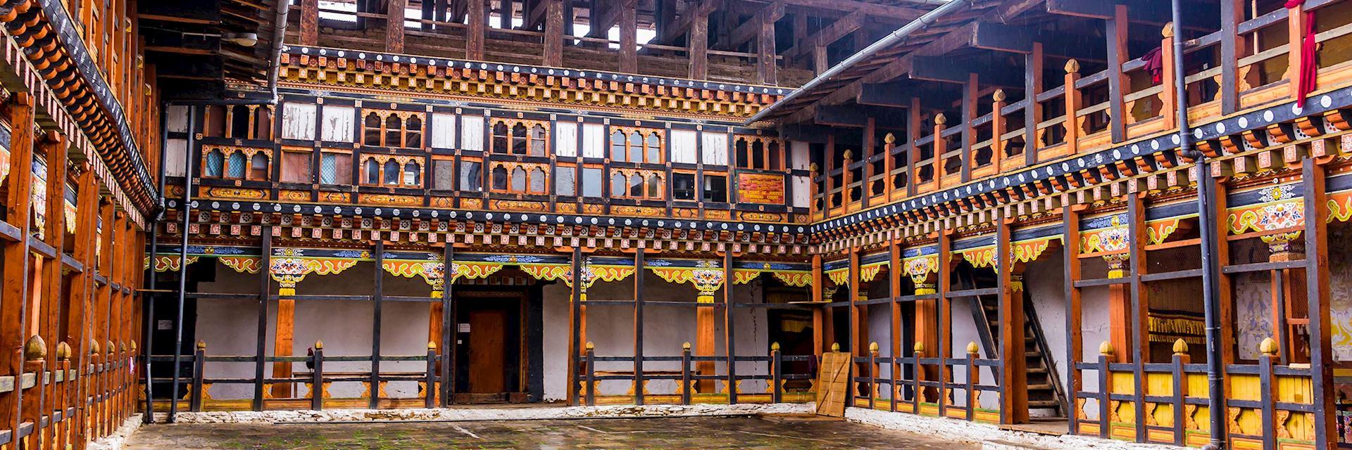 Jakar Dzong, Bhutan