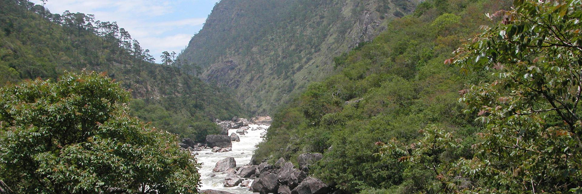 Wangdi Valley