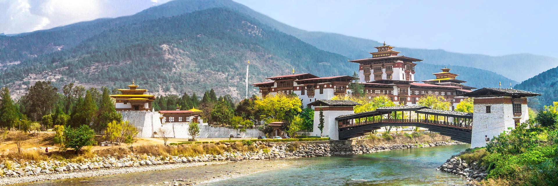 Dzong Monastery, Punakha