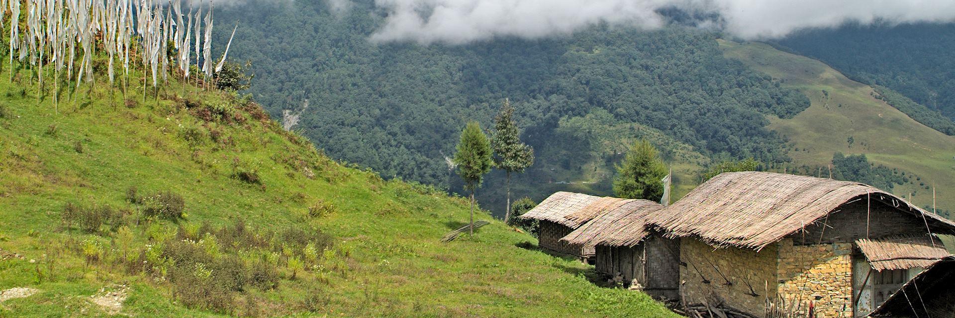 Homes in Trashigang