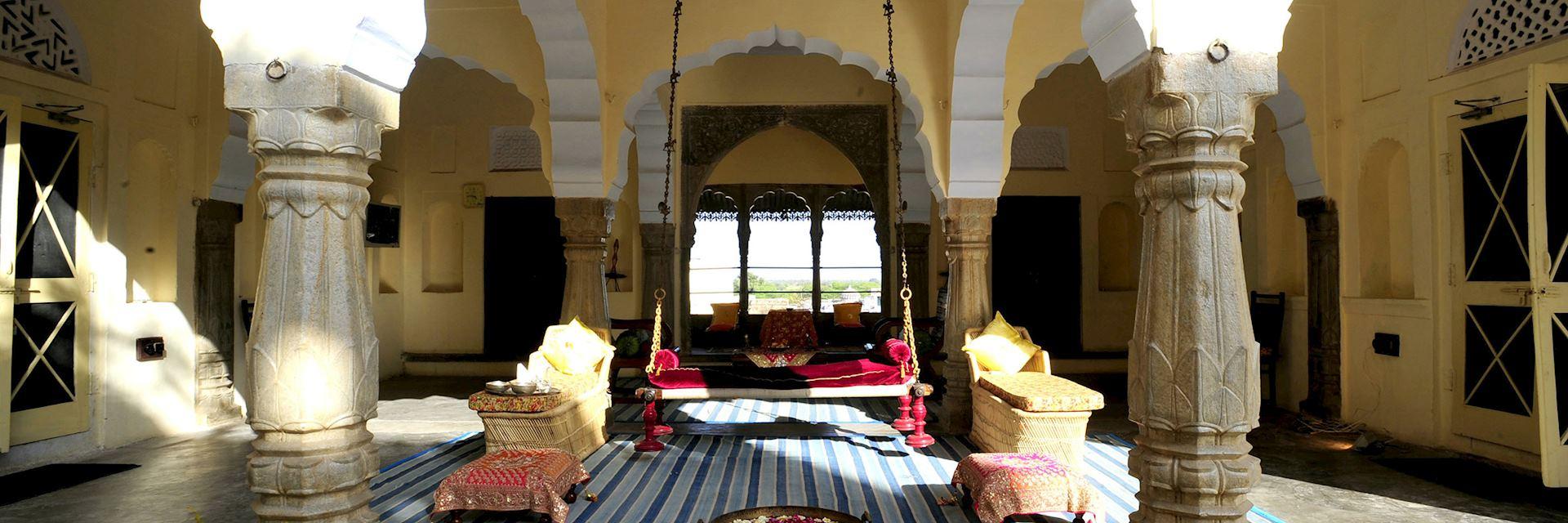 Fort Barli, India