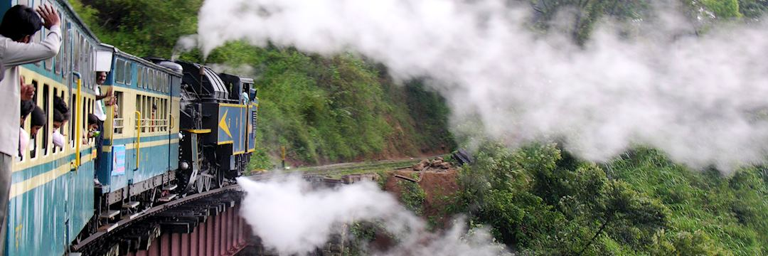 Nilgiri Mountain Railway, India