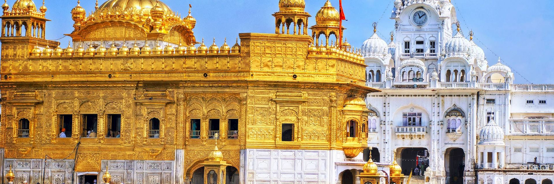 Amritsar's Golden Temple