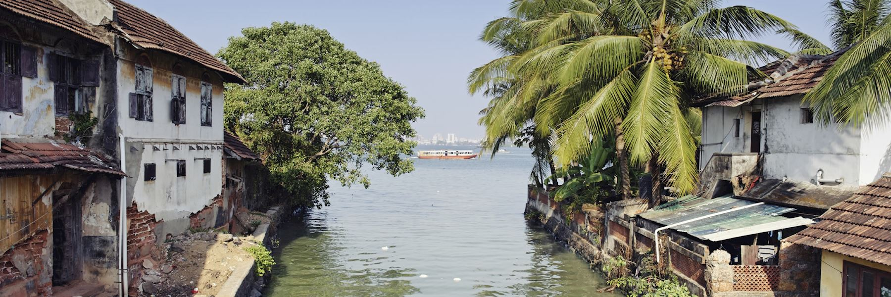 Visit Cochin, India
