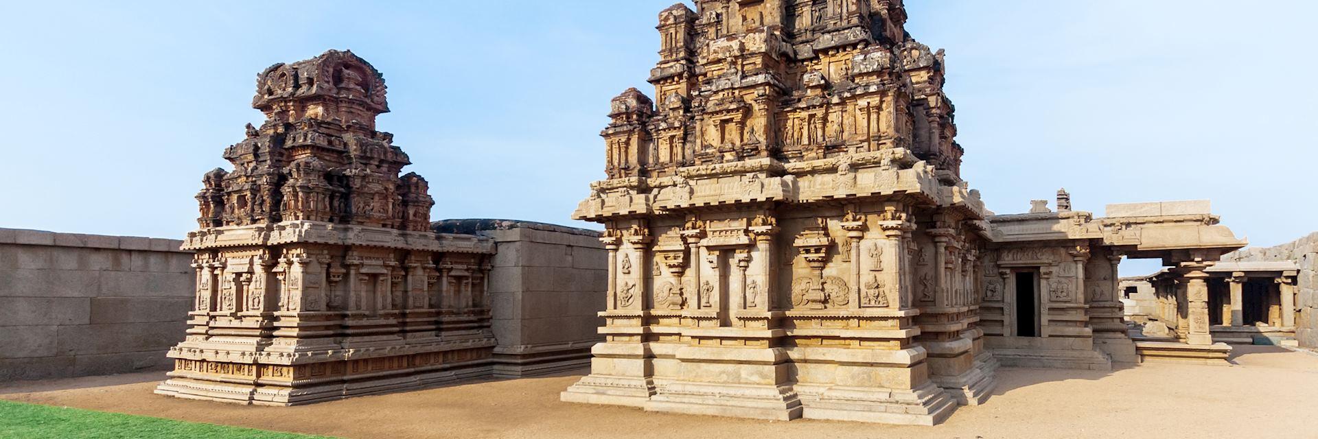 Temples near Hospet