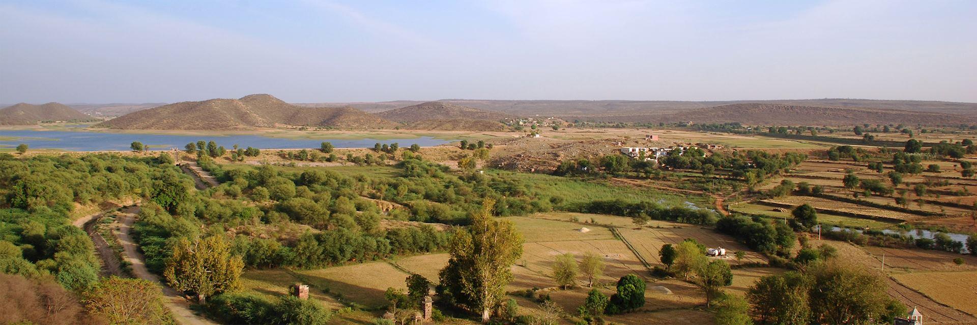 Ramathra countryside