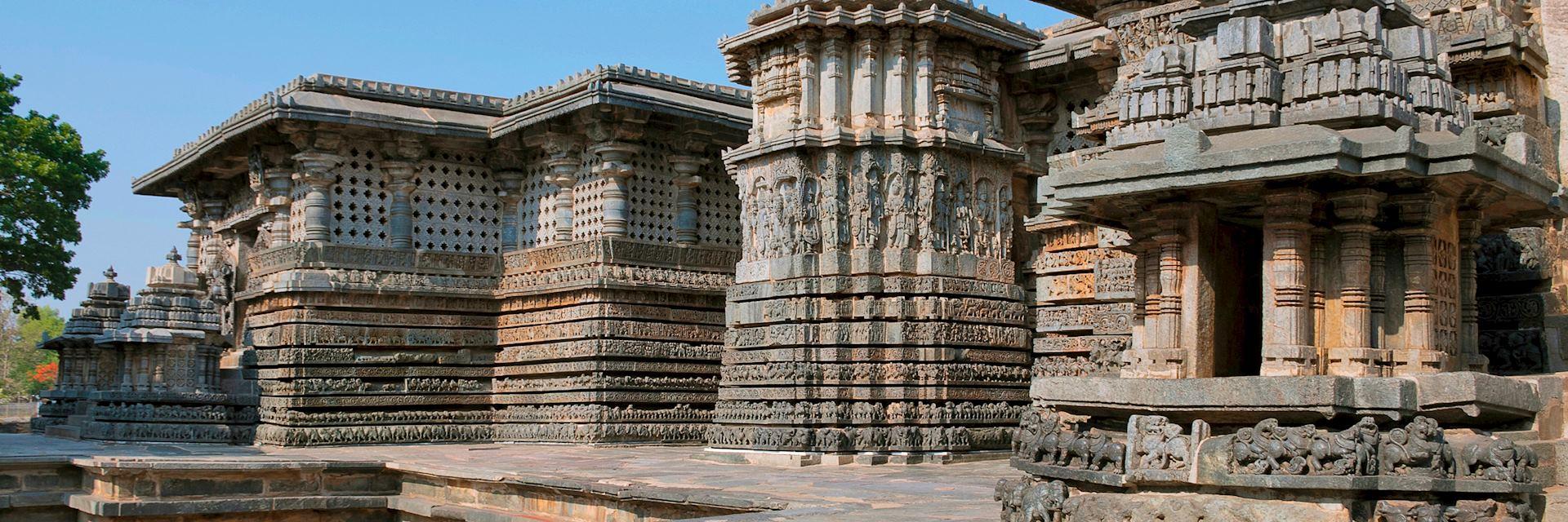 Hoysaleshwara Temple, Halebid