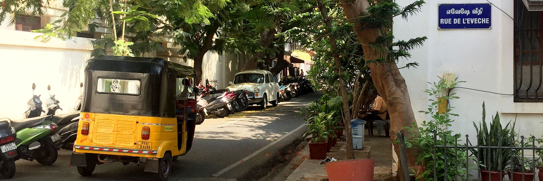 Visit Pondicherry, India
