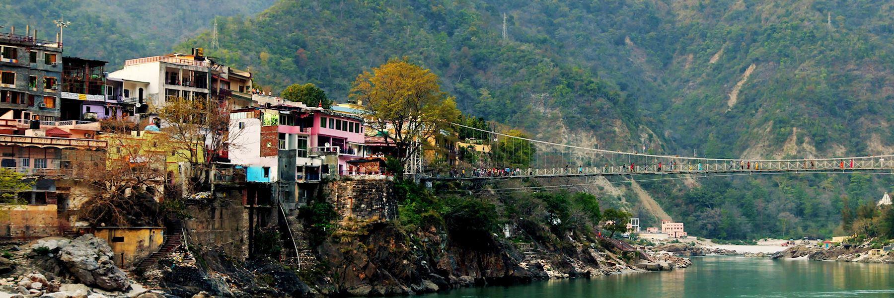 Visit Rishikesh, India