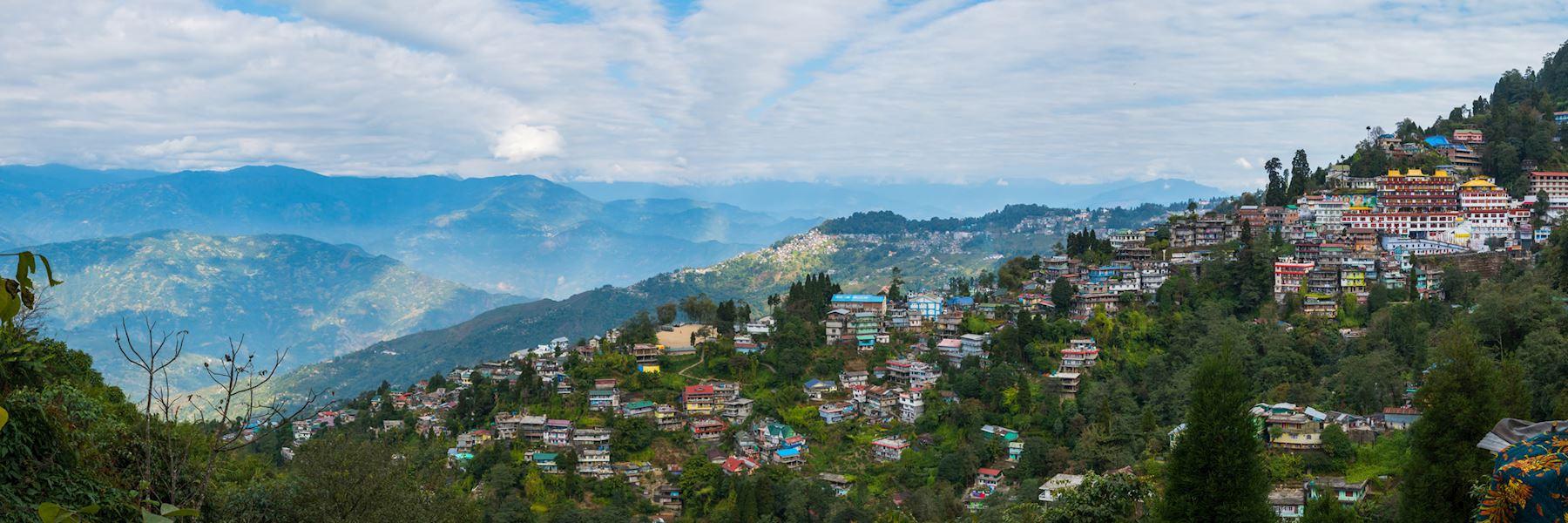 Visit Darjeeling, India