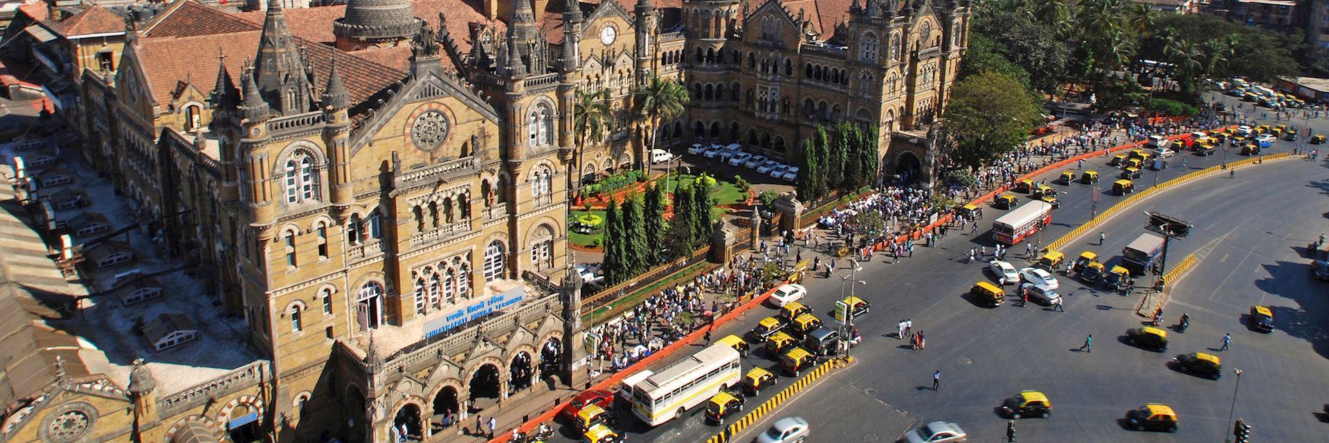 Chhatrapati Shivaji Terminus, Mumbai