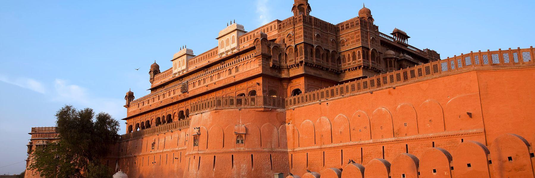 Visit Bikaner, India