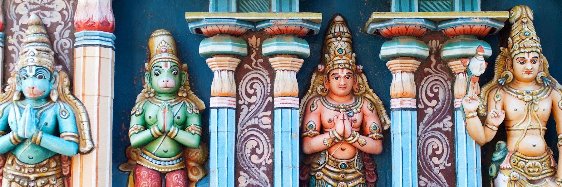 Visit Trichy, India