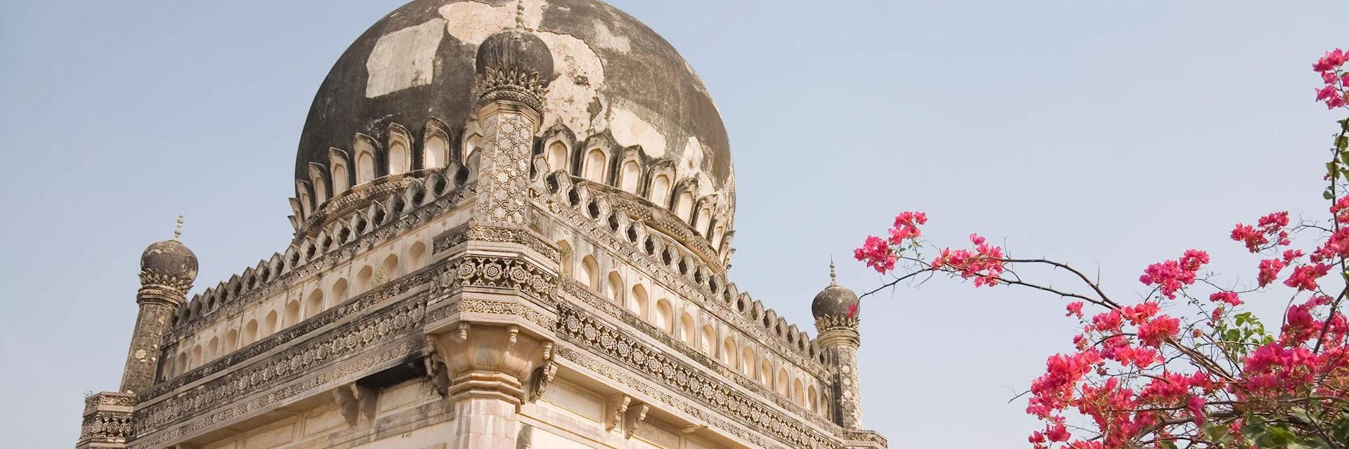 Old Tomb in Hyderabad