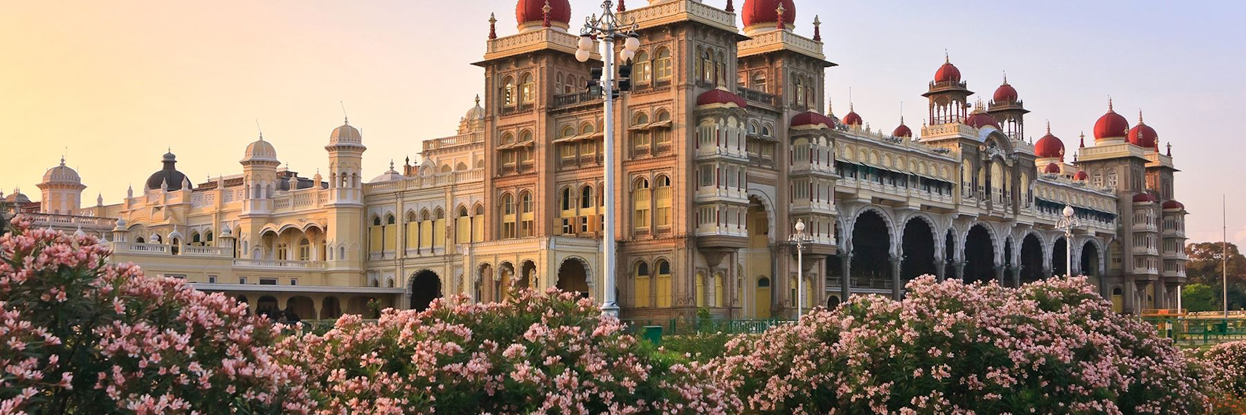 Visit Mysore, India