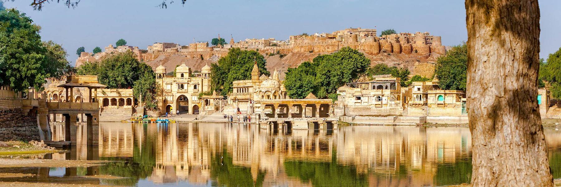 Visit Jaisalmer, India