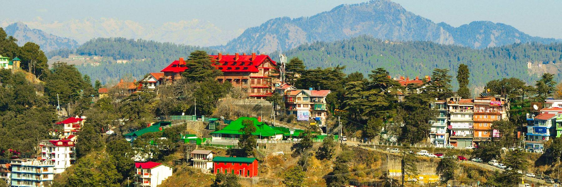 Visit Shimla, India