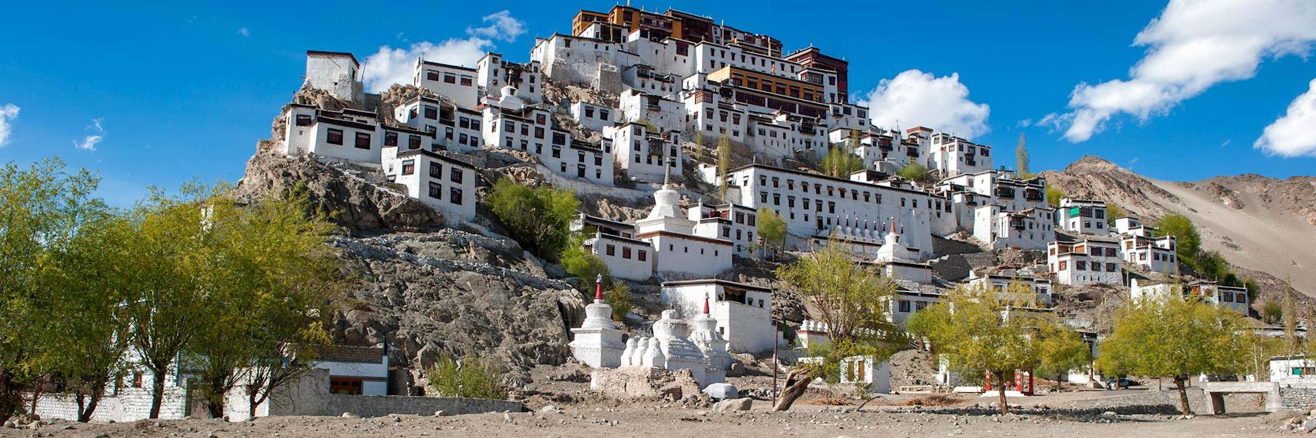 Thiske Monastery, Leh