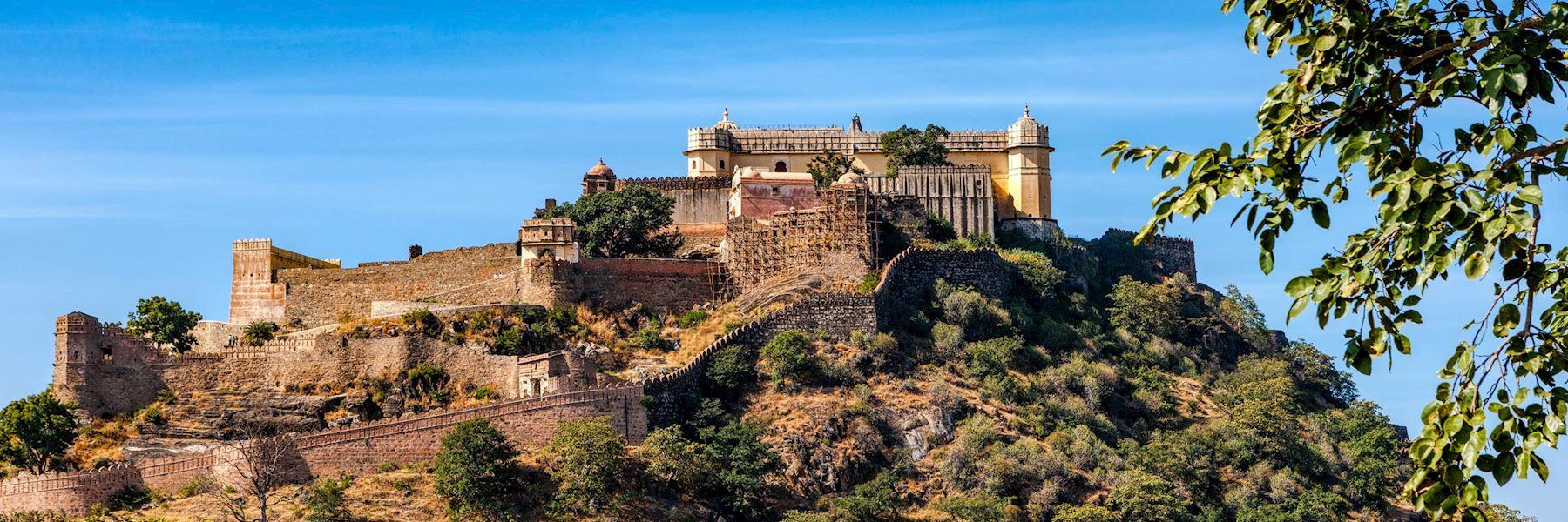 Visit Kumbalgarh, India
