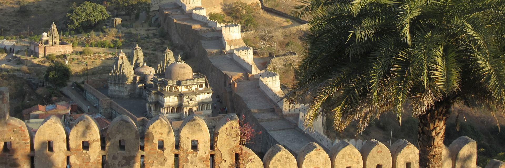 Kumbhalgarh Fortress