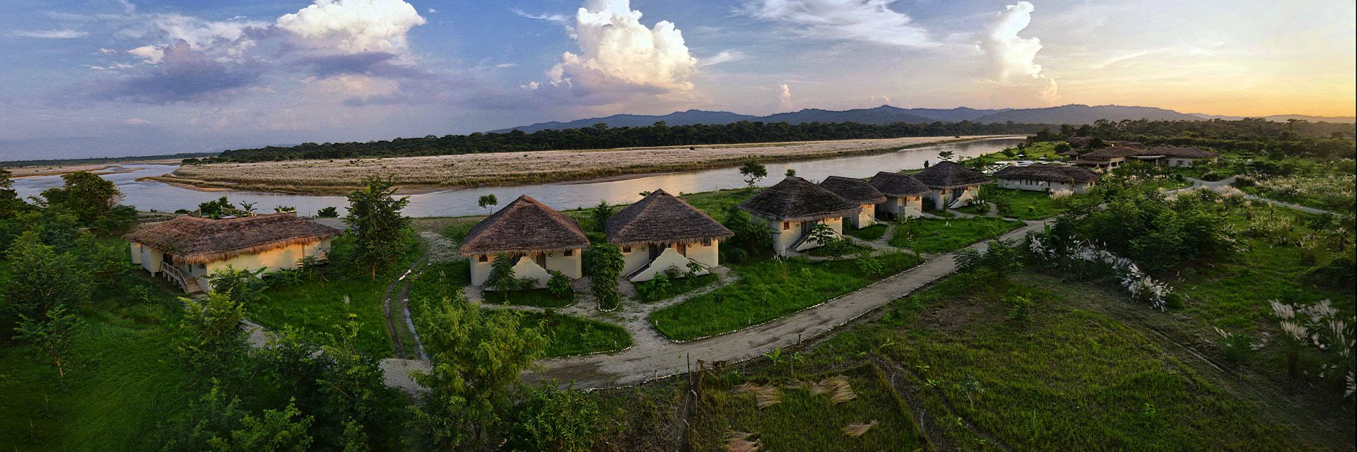 Barahi Lodge, Chitwan National Park