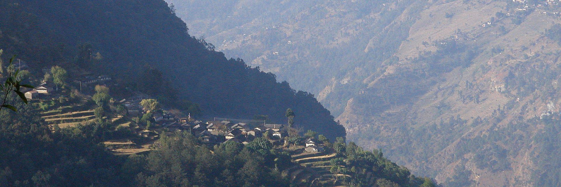 Tanchock village