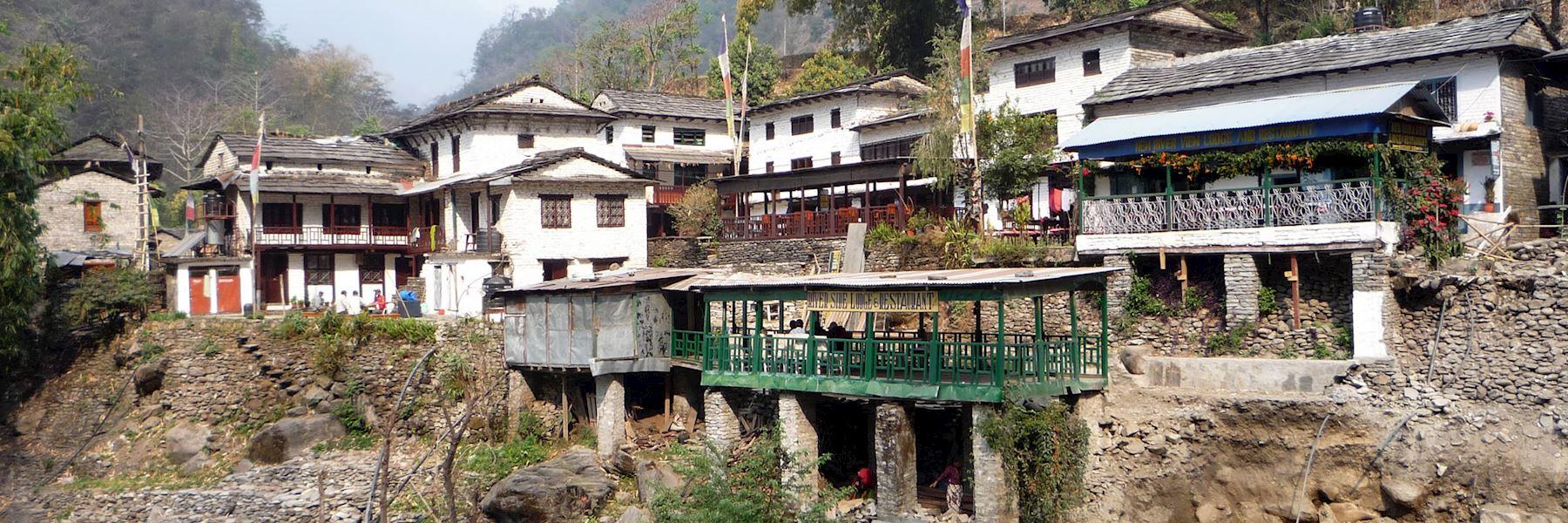 Visit Birethanti, Nepal