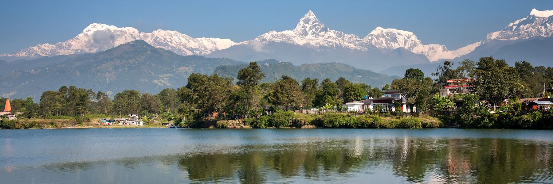 Visit Pokhara, Nepal