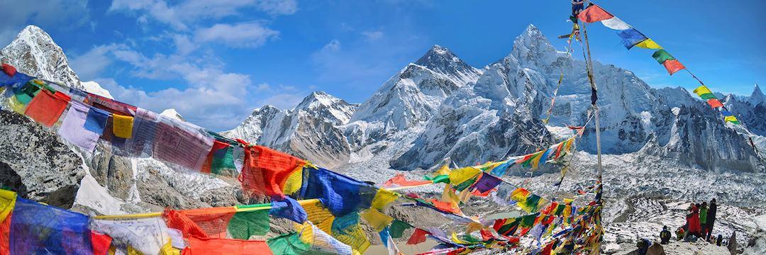 Mt Everest, Nepal