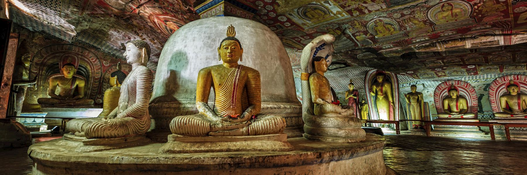 Visit the Cultural Triangle, Sri Lanka