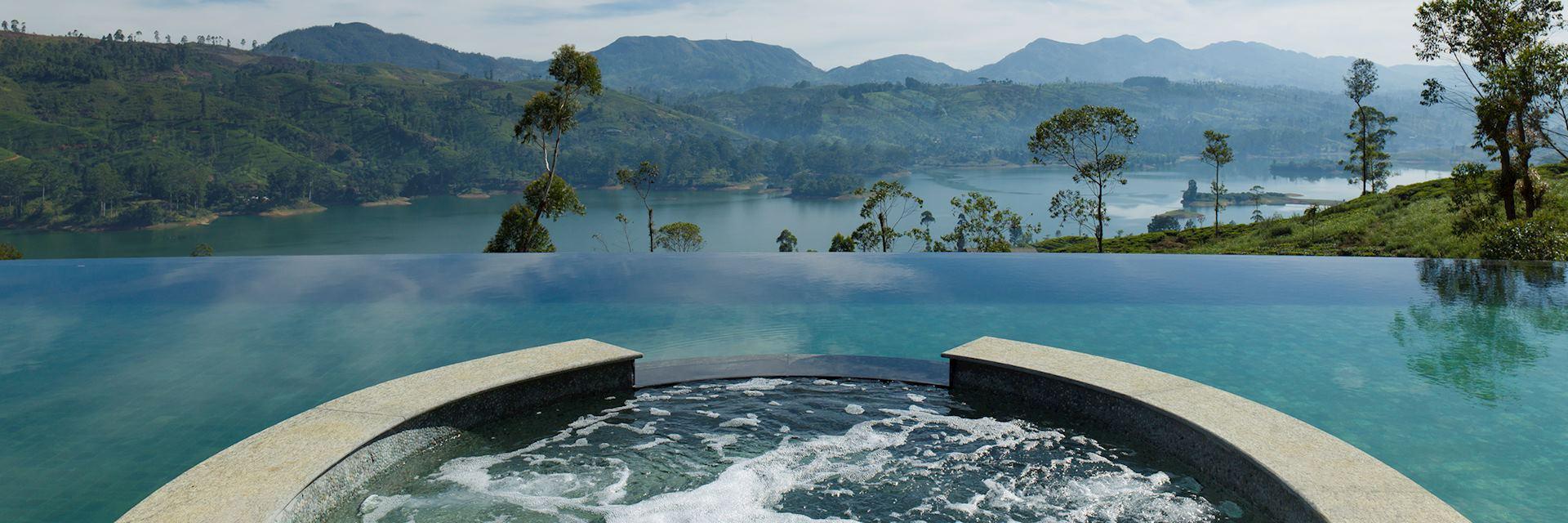 Dunkeld Bungalow, Ceylon Tea Trails