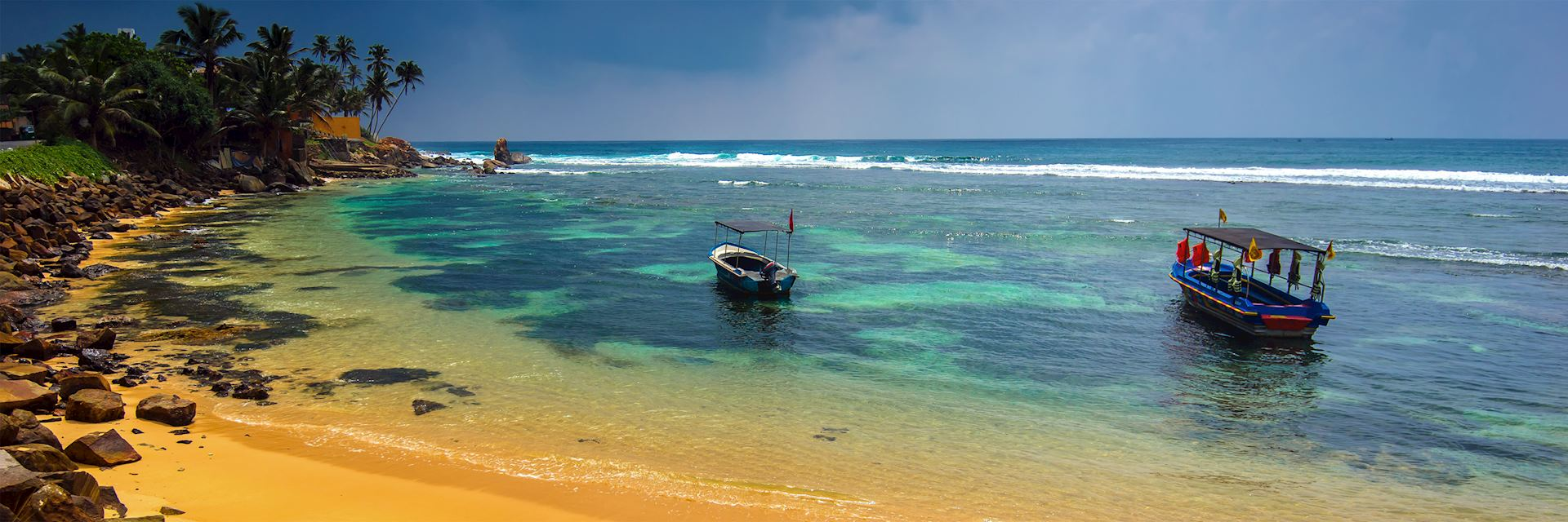 Enjoy Sri Lanka's beaches