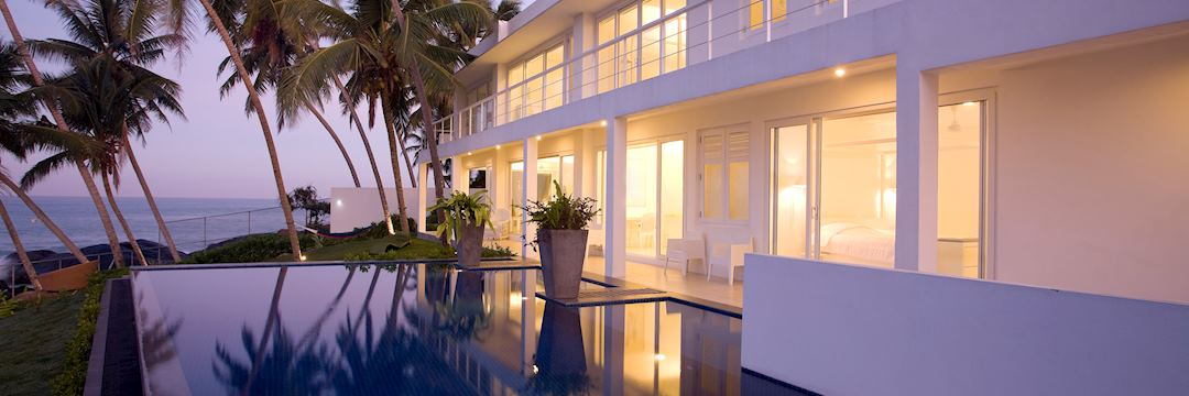 Luxury hotel in Sri Lanka