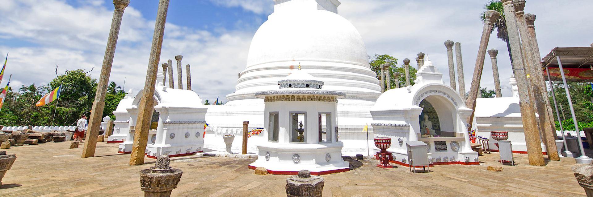 Thuparamaya Stupa, Anuradhapura