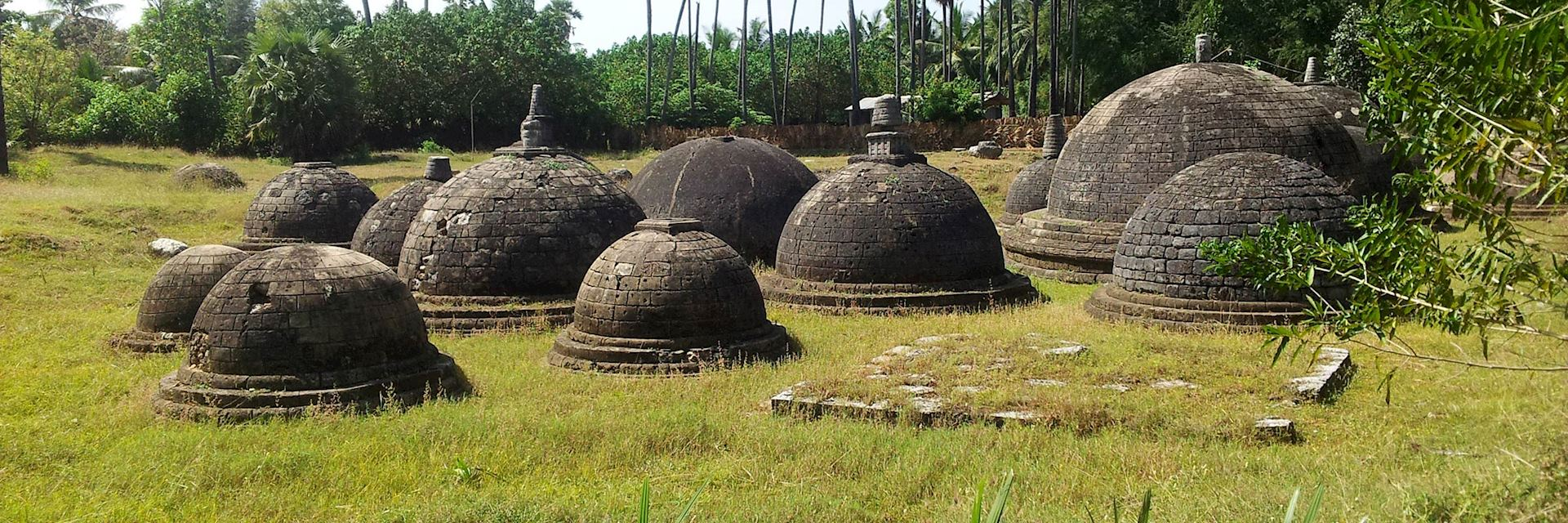 Kandarodai dagobas, Jaffna