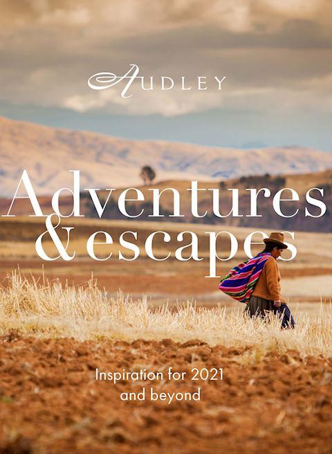 Adventures & Escapes Brochure Cover